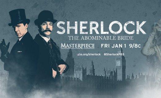 Sherlock| The Abominable Bride