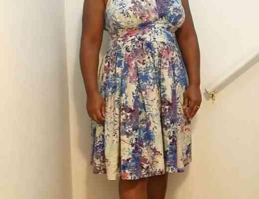 The Jenny Dress by Scientific Seamstress