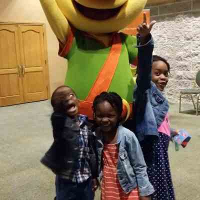 Chicago Sights: Nature Cat Parties for the Planet at Brookfield Zoo