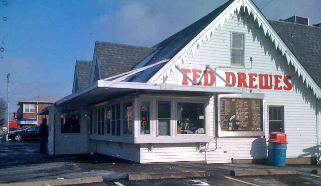 Ted Drew's Frozen Custard in St. Louis