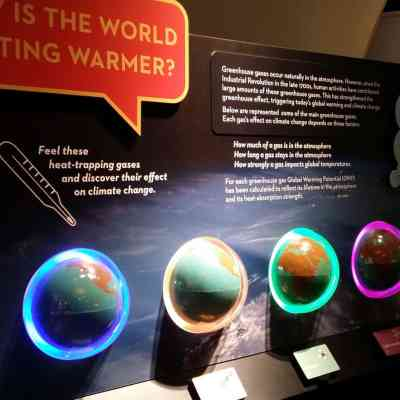 Chicago Sights: Weather to Climate Our Changing World