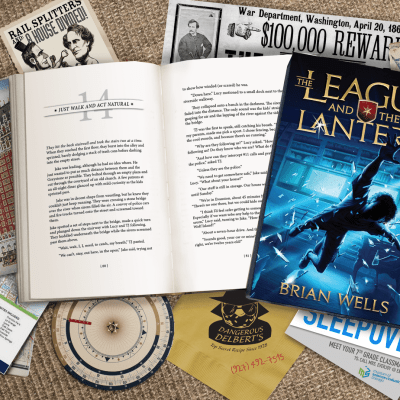 Review: The League and the Lantern