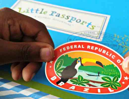 Little Passports- Brazil Unit