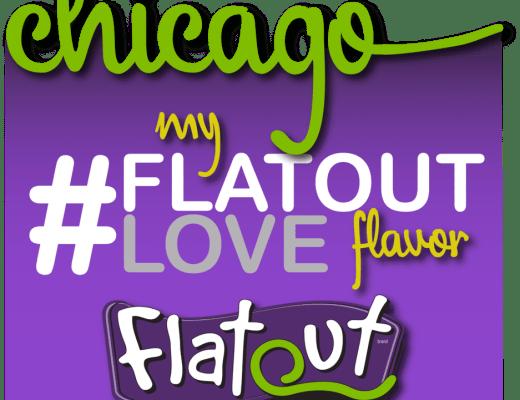 Flatout Bread #FlatoutLove Ambassador