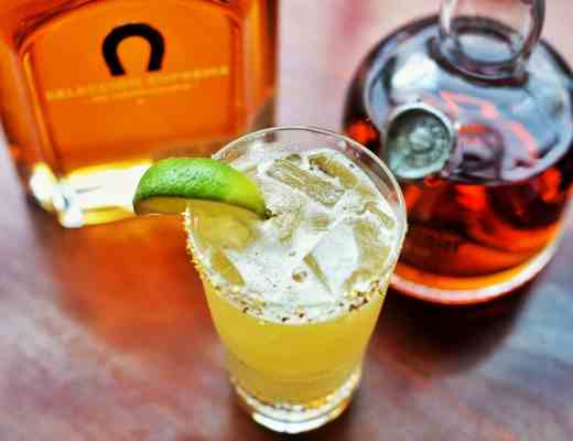 Fleming's $100 Margarita
