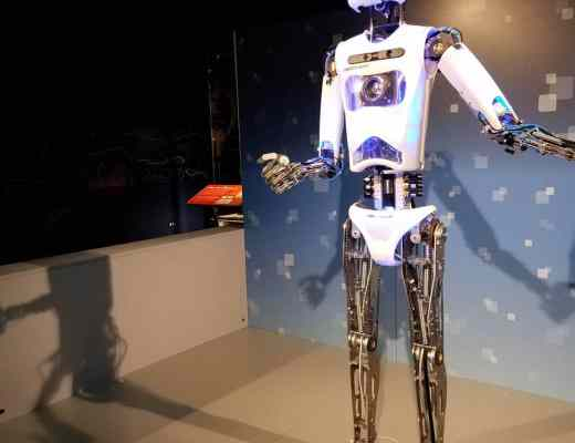 Robot Revolution at the Museum of Science and Industry