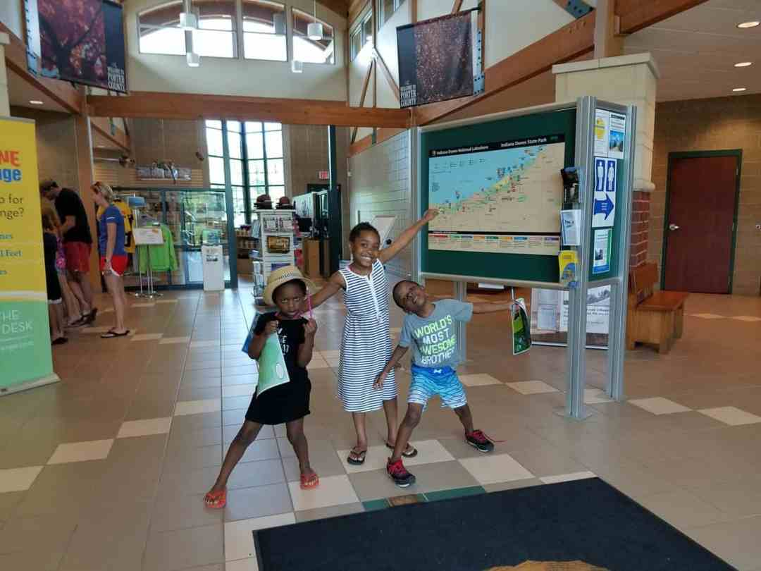 Indiana Dunes Visitor Center