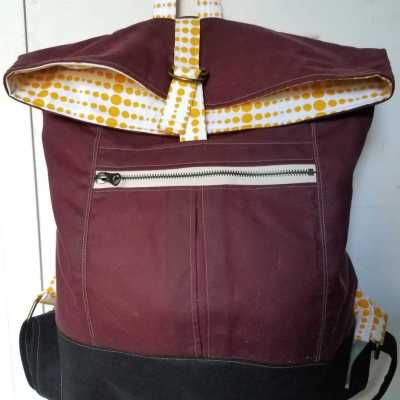 Thread Filled Thursdays: Range Backpack