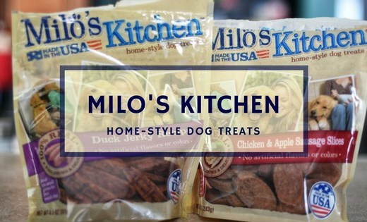 Milos Kitchen Home-Style-Dog Treats
