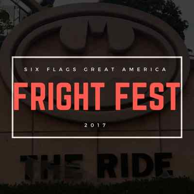 Fright Fest Is Ending Soon – Have You Gone to Six Flags Great America?