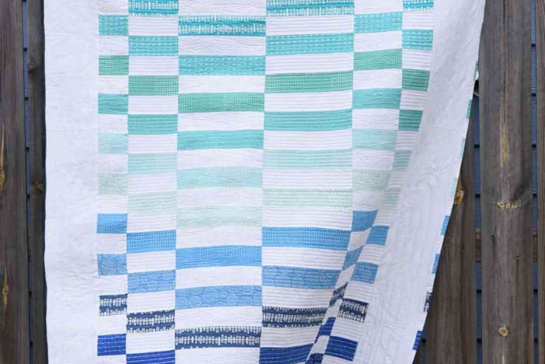 Staggered Quilt Pattern Review