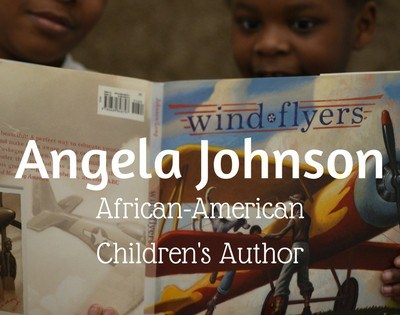 Houseful Of Black History | Angela Johnson – Author