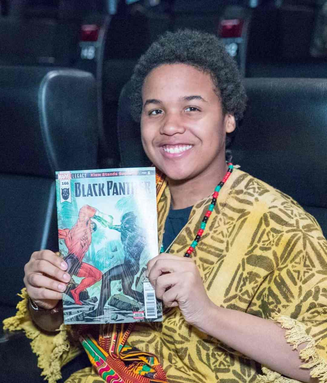 BMOA Chicagoland Black Panther Screening