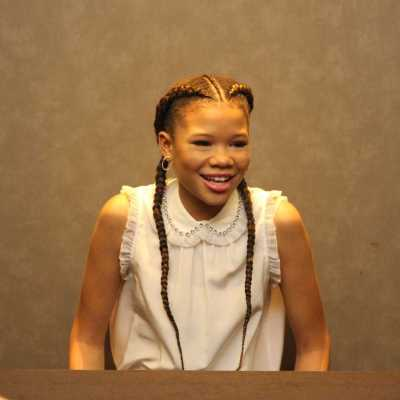 Storm Reid is Going to Change the World | A Wrinkle In Time Interview