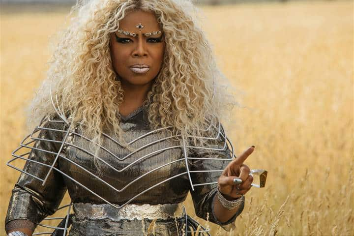 A Wrinkle In Time Interview