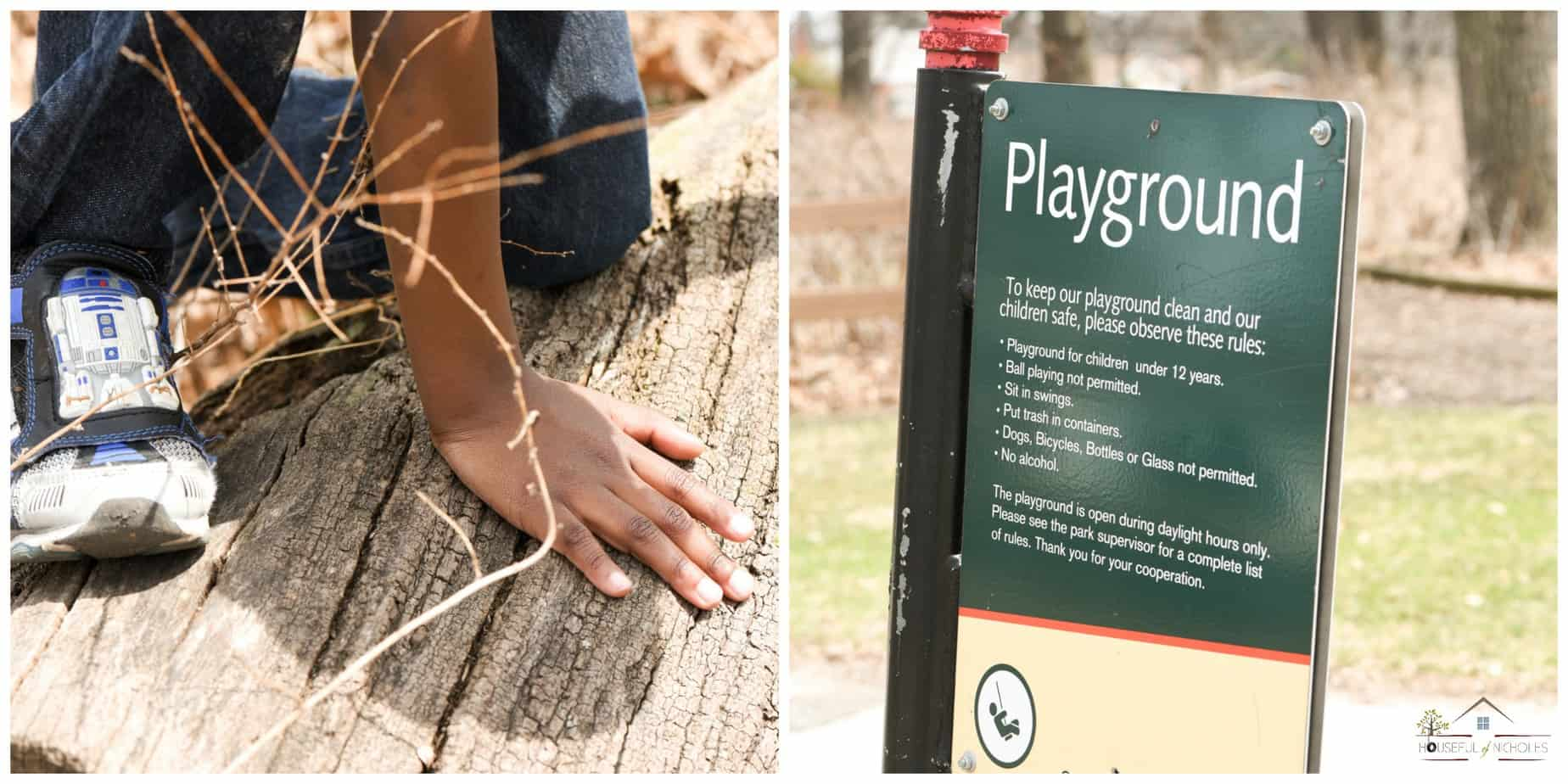 Combat Allergies During Outdoor Play