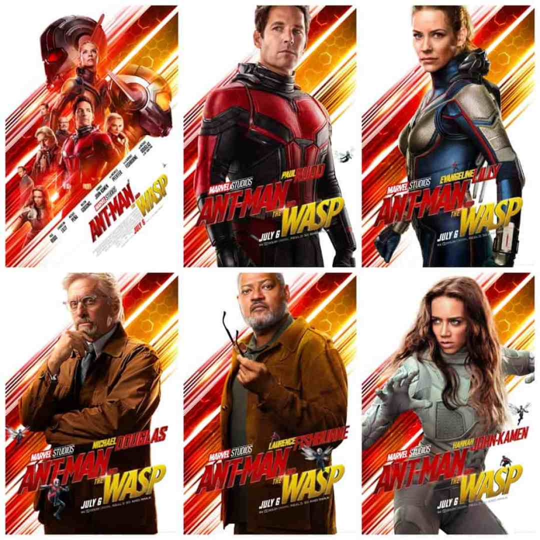 Ant Man And the Wasp Event