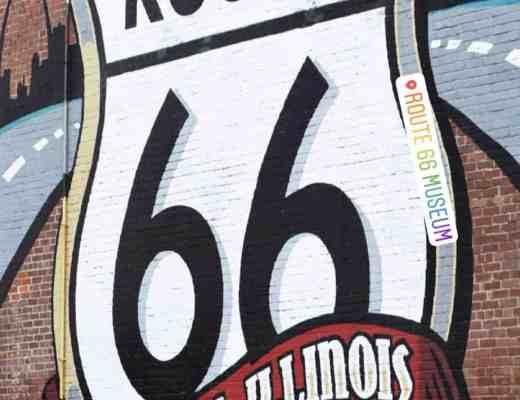 Traveling Route 66 - Pontiac, IL
