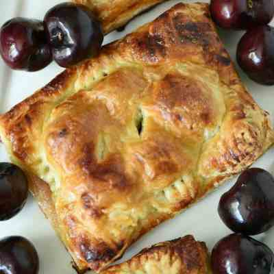 Almost Homemade Cherry Hand Pies