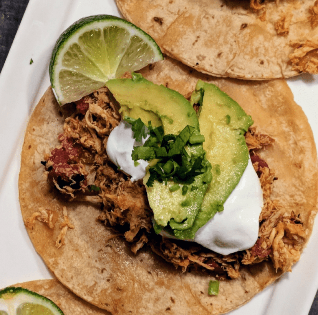 Chicken Tinga Tacos - Peapod Meal Kit