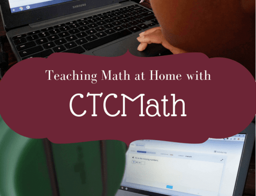 Using CTC Math for Homeschool Learning