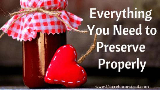 Homestead Blog Hop Feature - preserve-properly