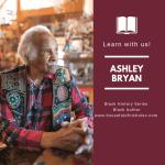 Illustrator Ashley Bryan