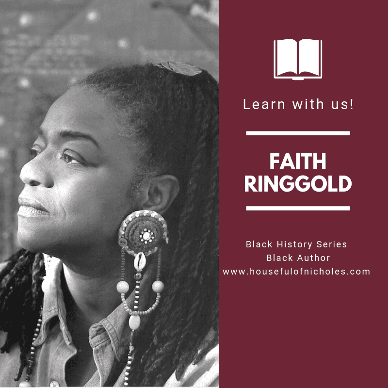Faith Ringgold - Children's Author