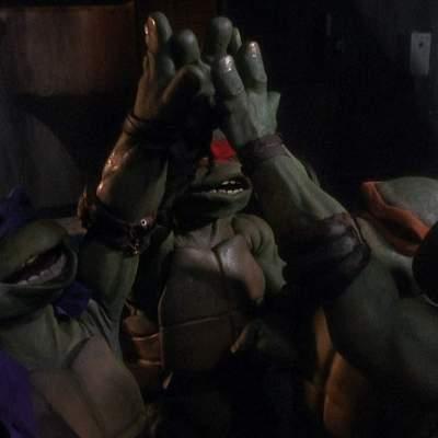 How Teenage Mutant Ninja Turtles Is Helping Me Grieve