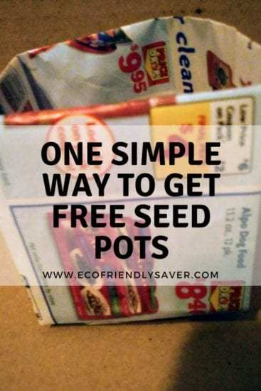 Homestead Blog Hop Feature - One-Simple-Way-to-Get-Free-Seed-Pots
