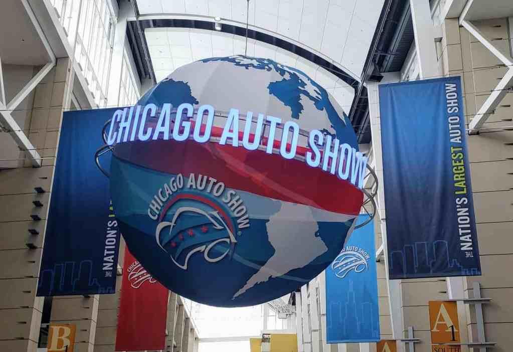 Chicago Auto Show - the nation's largest auto show.