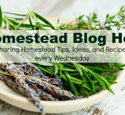 Homestead Blog Hop 313