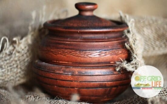 Homestead Blog Hop Feature - How-to-Use-a-Fermenting-Crock
