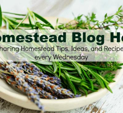 Homestead Blog Hop 318