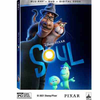 Enter to Win a Disney Pixar's Soul Digital Code