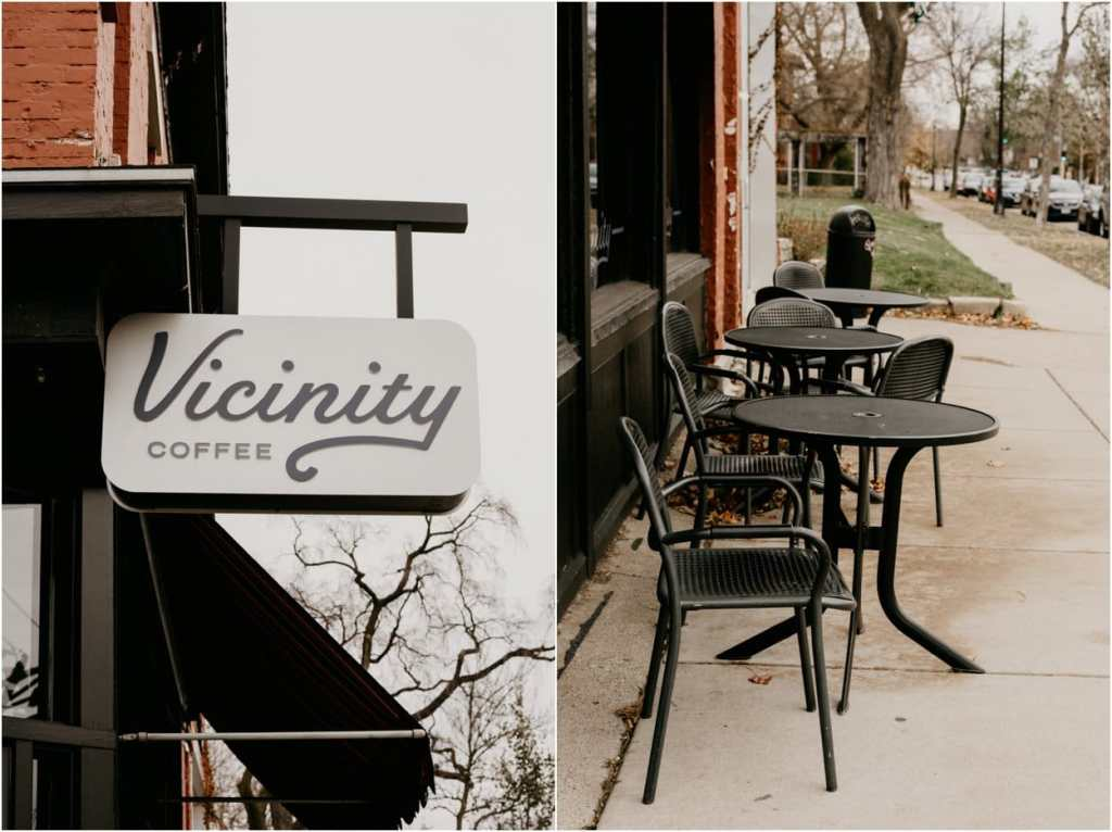 Vicinity Coffee Minneapolis