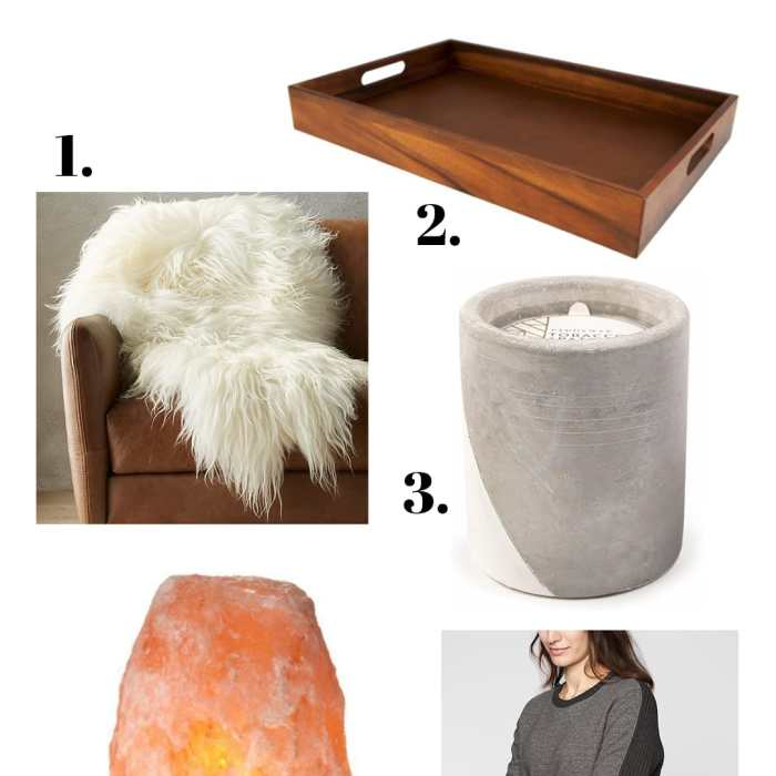 cozy home essentials for winter