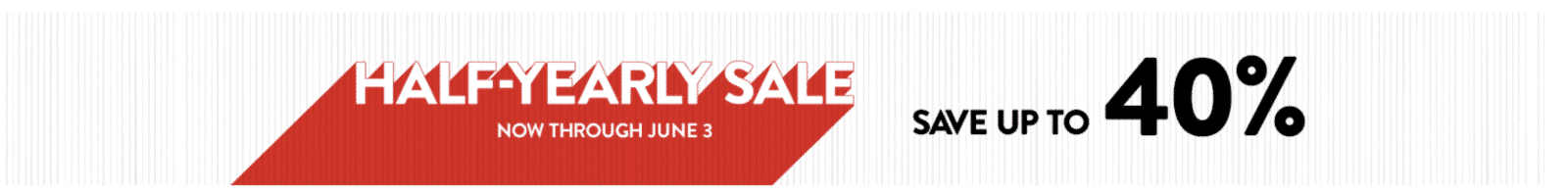 Nordstrom half sale