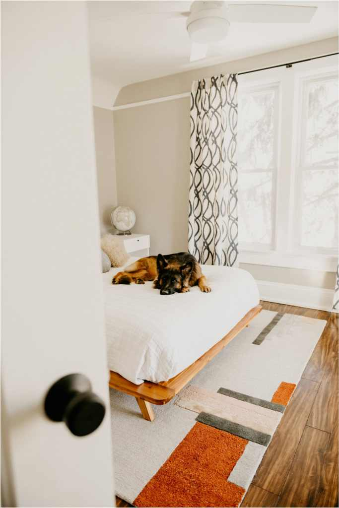 west elm mater bedroom refresh design