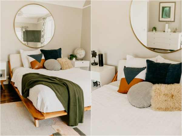 west elm mater bedroom refresh design