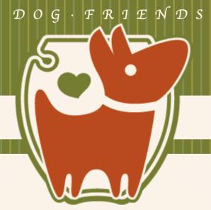 dog friends logo