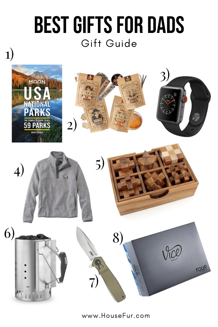 best gifts for dad gift guide