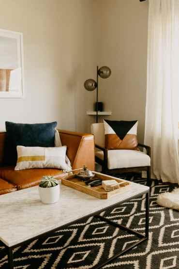 west elm living room