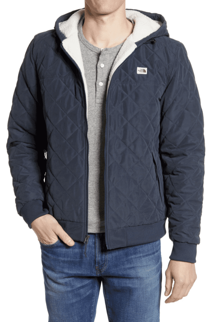 Cuchillo Insulated Hooded Jacket