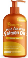 zesty paws salmon oil