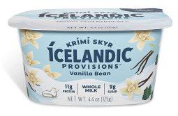 Icelandic Provisions Krimi Vanilla Bean Skyr