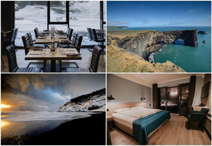 Iceland hotel kría