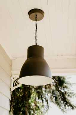 modern ikea porch light