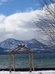 Another shot from the South Tahoe lake shore.