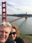 Bridge selfie.